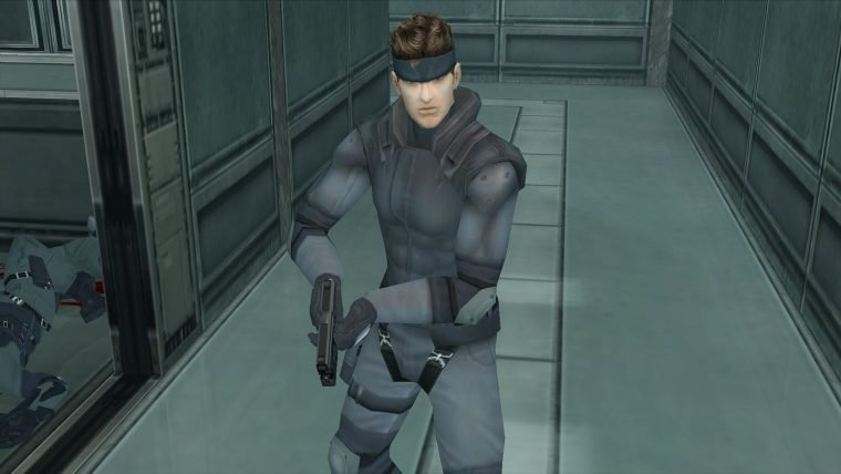 Aparentemente, Ana Maria Braga é fã de Metal Gear Solid