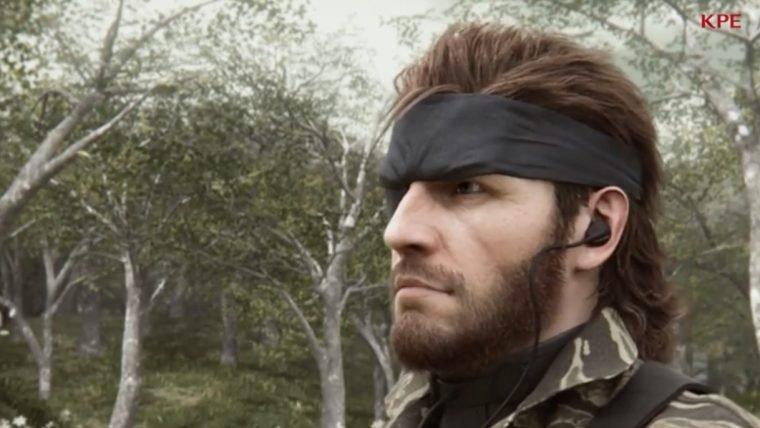 É claro que a Konami anunciou um pachinko de Metal Gear Solid