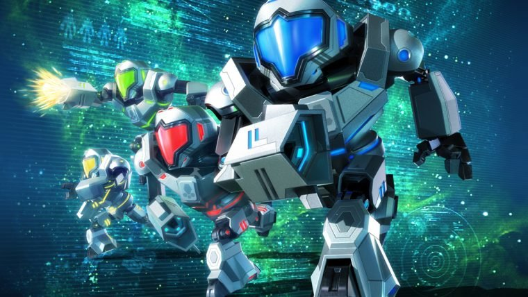 Nintendo responde críticas a Metroid Prime Federation Force