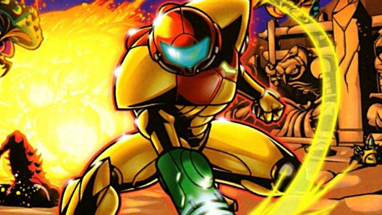 Metroid: Zero Mission será lançado amanhã no Wii U nas Américas
