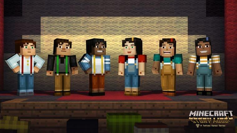 Quarto capítulo de Minecraft: Story Mode ganha trailer