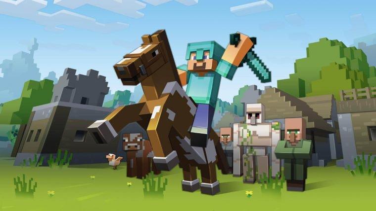 Minecraft será lançado na China