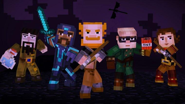 Penúltimo episódio de Minecraft: Story Mode ganha data de lançamento