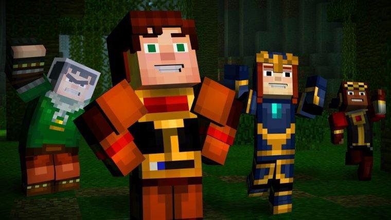 Minecraft: Story Mode vai ganhar mais três episódios em 2016