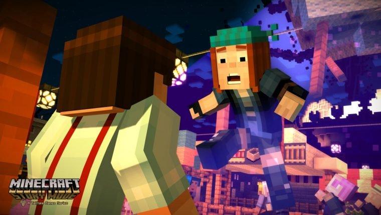 Minecraft: Story Mode ganha data de lançamento