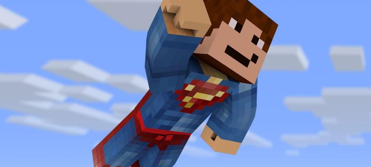 Agora você vai poder voar em Minecraft