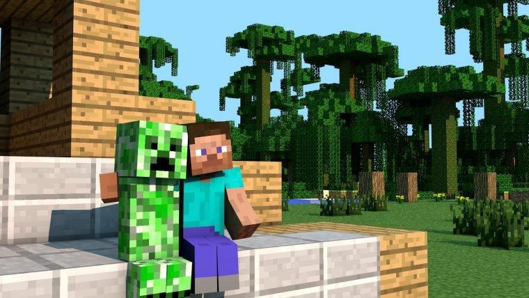 Minecraft vai funcionar em realidade virtual