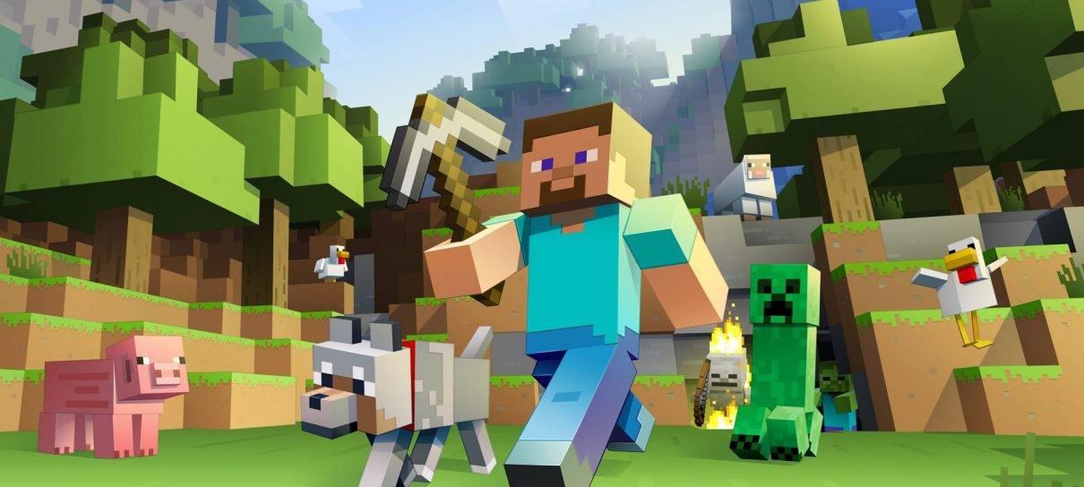 Minecraft para o Wii U finalmente é anunciado