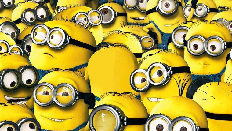 Bilheteria de Minions alcança a marca de US$ 1 bilhão