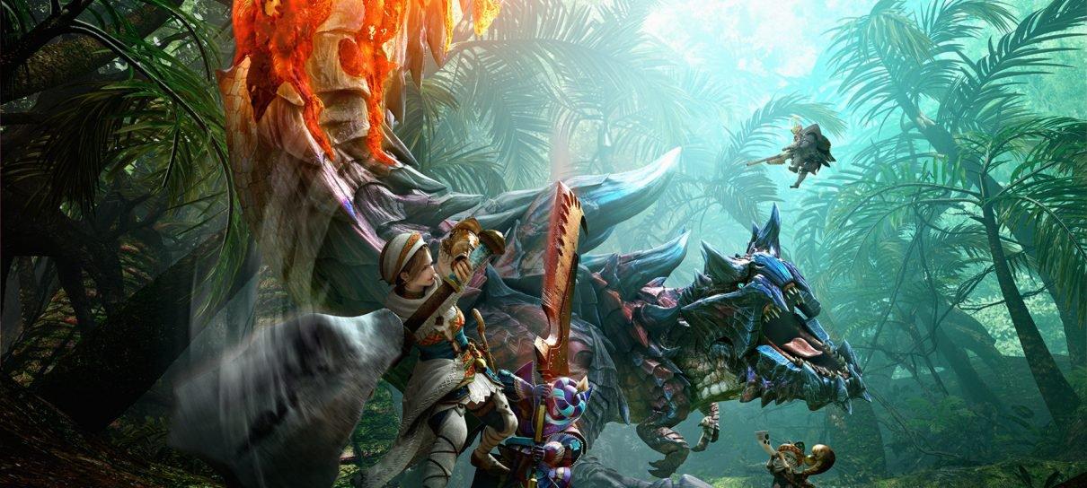 Monster Hunter X será lançado no ocidente para o 3DS