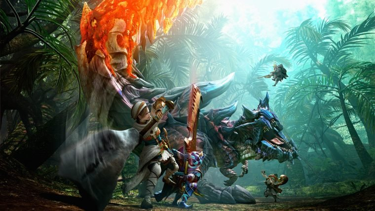Monster Hunter X será lançado no ocidente para o 3DS
