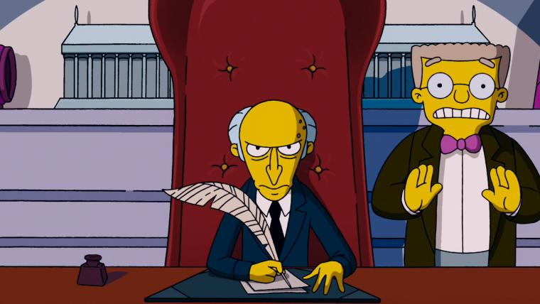 Dublador do Sr. Burns faz acordo para voltar ao elenco de Os Simpsons