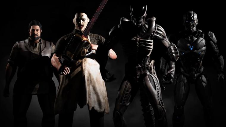 Gameplay do DLC de Mortal Kombat será mostrado próxima semana