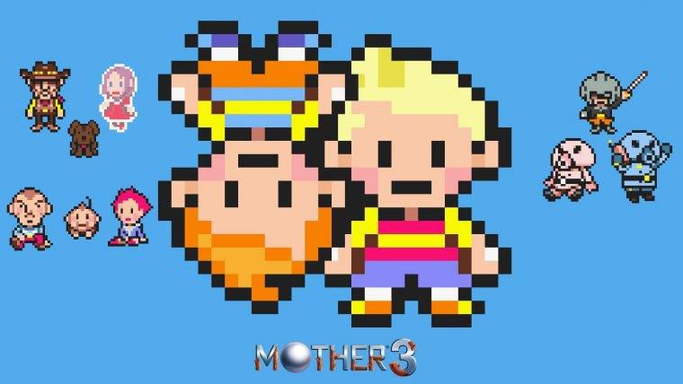 Mother 3 pode finalmente ser lançado no ocidente