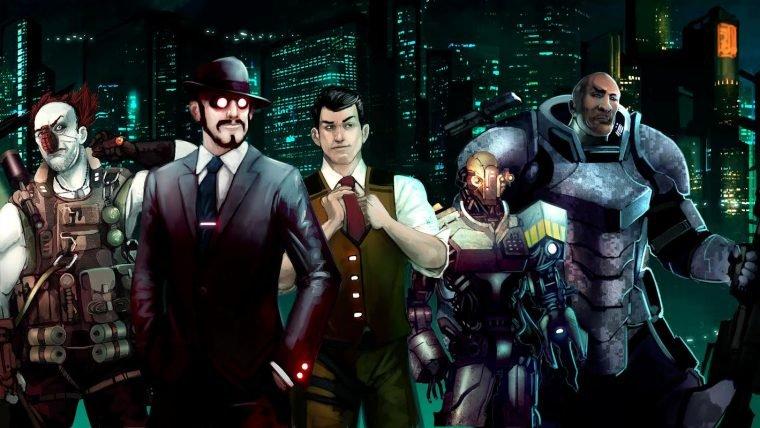 RPG Cyberpunk 1: O grande assalto