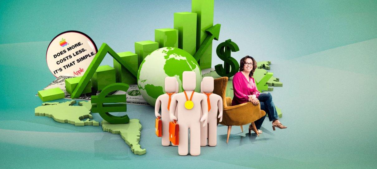 Empreendedores bilionários