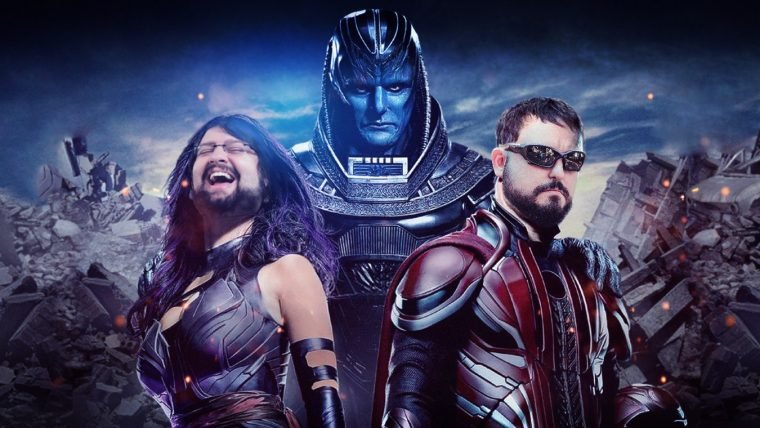 Trailer X-Men Apocalipse