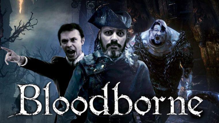 Bloodborne - MORREU!| NerdPlayer 176