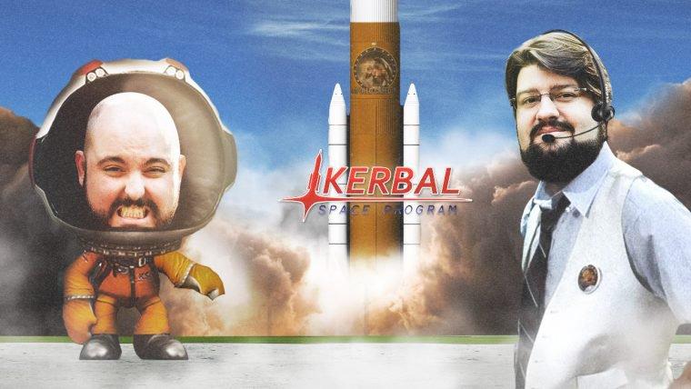 Kerbal Space Program - Missão Apollo Creed