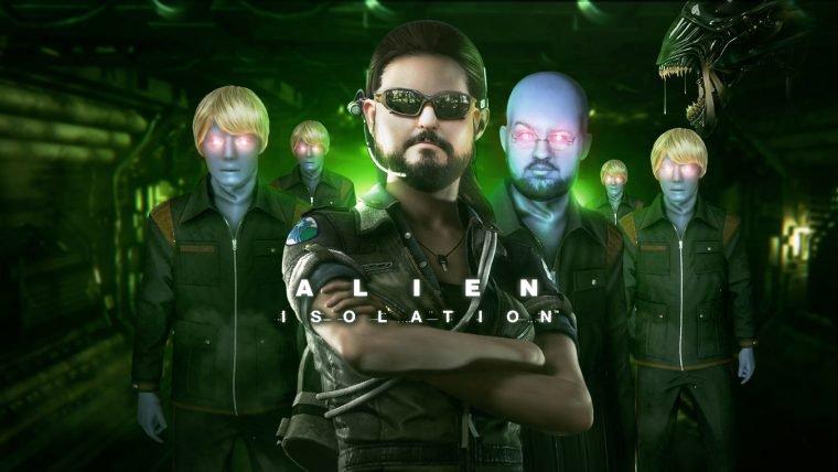 Alien: Isolation - Androides de Geleca Branca