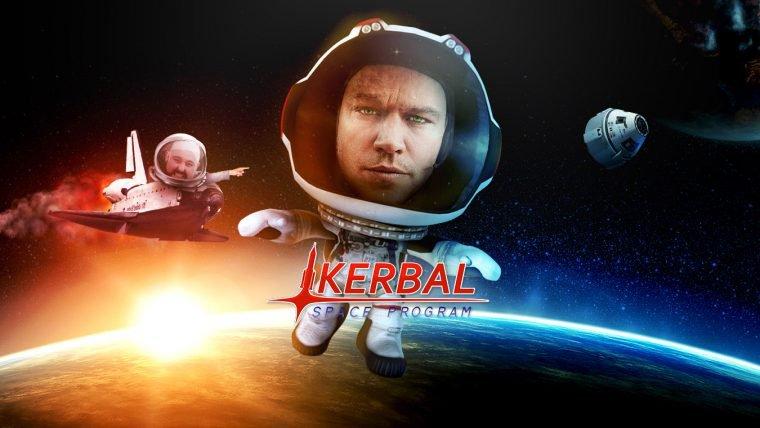 Kerbal Space Program - O Resgate do Astronauta Jebediah