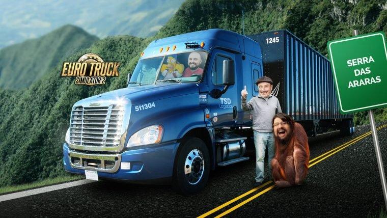 Euro Truck Simulator 2 - AZATRUCKER