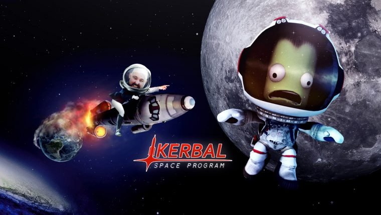 Kerbal Space Program - Resgate Triplo