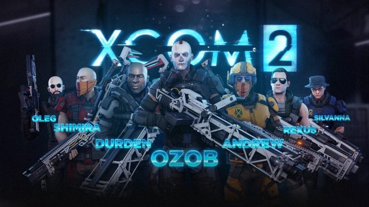 XCOM 2 - Esquadrão Cyberpunk