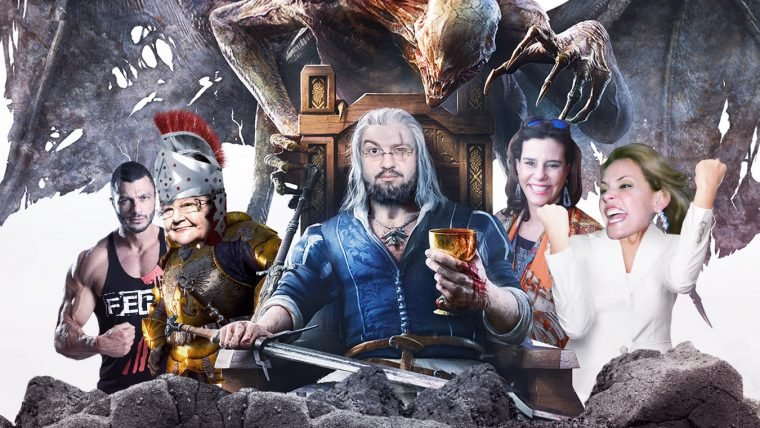 The Witcher 3: Blood and Wine - Grita!