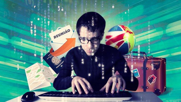Programando no exterior