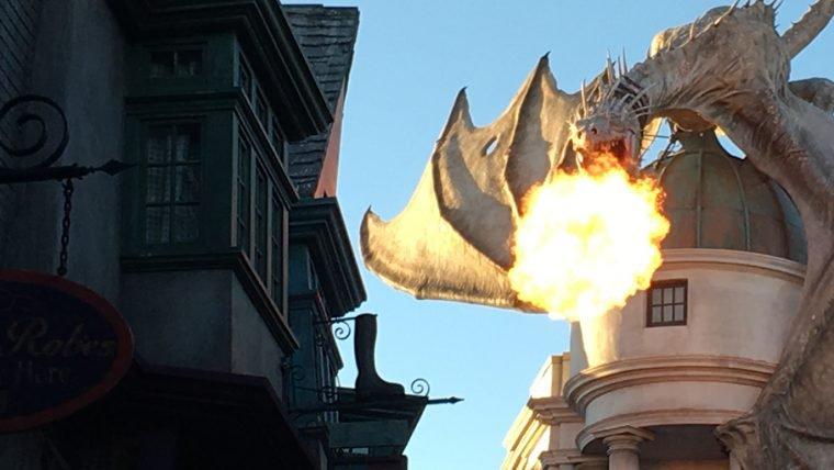 Rolê no Beco Diagonal - O Mundo Mágico de Harry Potter