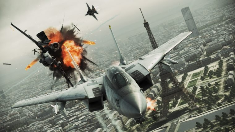 Ace Combat 7 pode ser anunciado esta semana