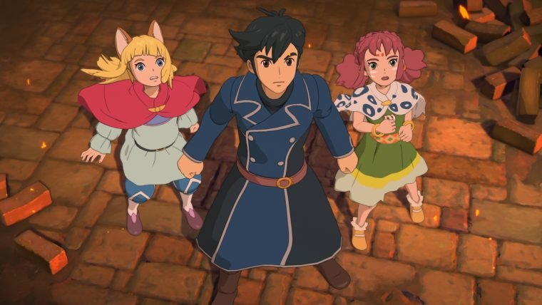 Ni No Kuni II é anunciado para PlayStation 4