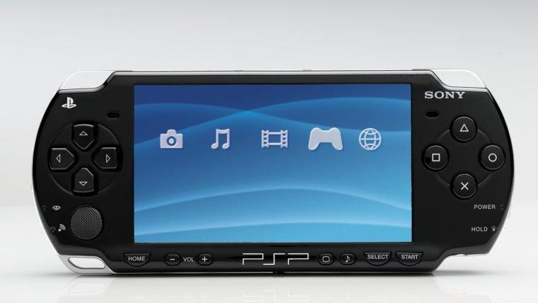 Sony vai parar de vender jogos para o PSP no Japão