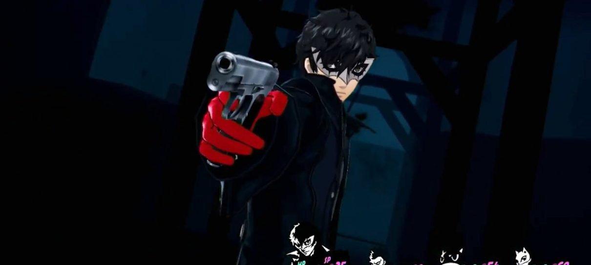 Atlus fará anuncio relacionado a Persona 5 em maio