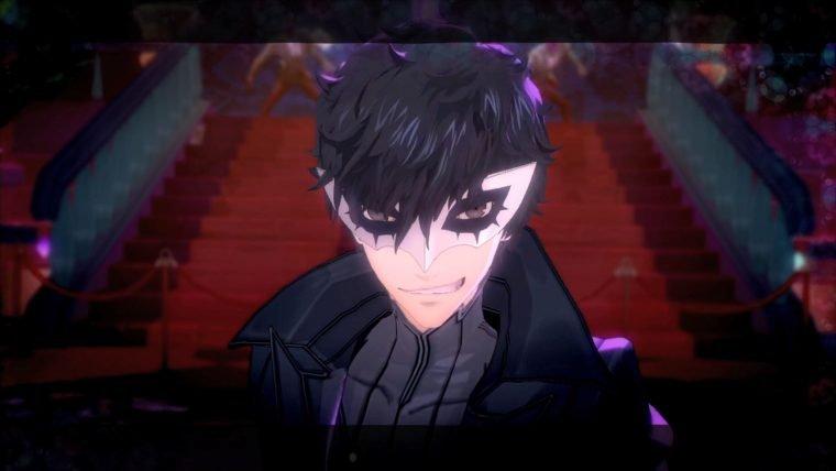 O novo trailer de Persona 5 está aqui