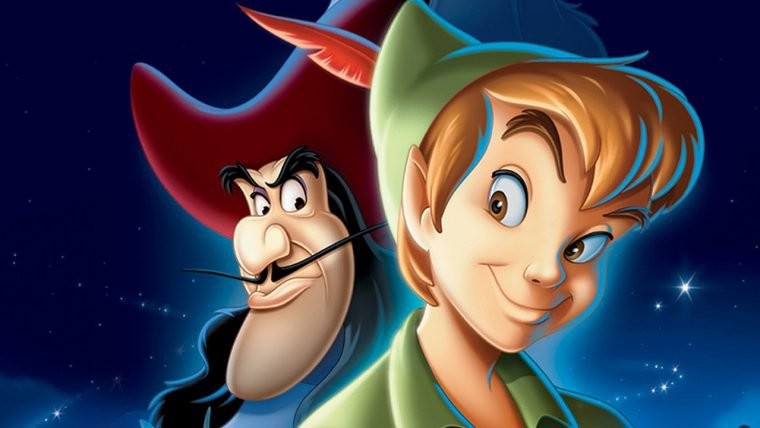 Disney anuncia adaptação live-action de Peter Pan