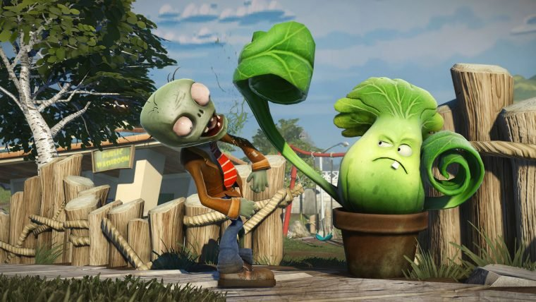 Novo vídeo gameplay de Plants vs. Zombies: Garden Warfare 2 é divulgado