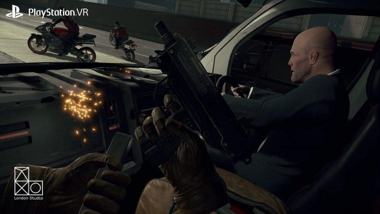 PlayStation VR Worlds junta cinco experiências em um jogo