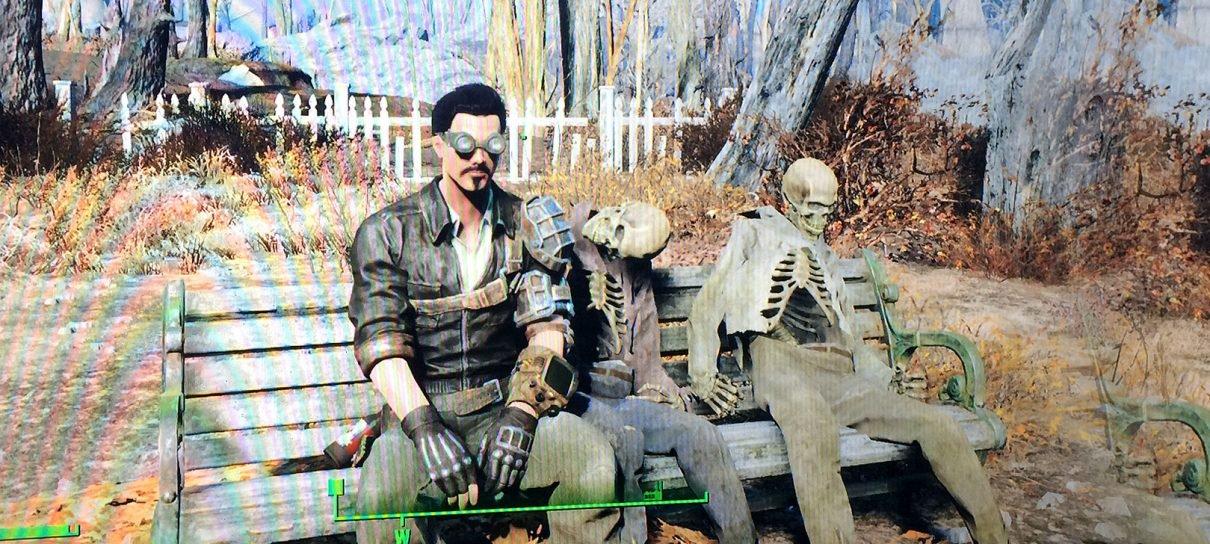 Fallout 4 – o melhor jogo tosco do mundo!