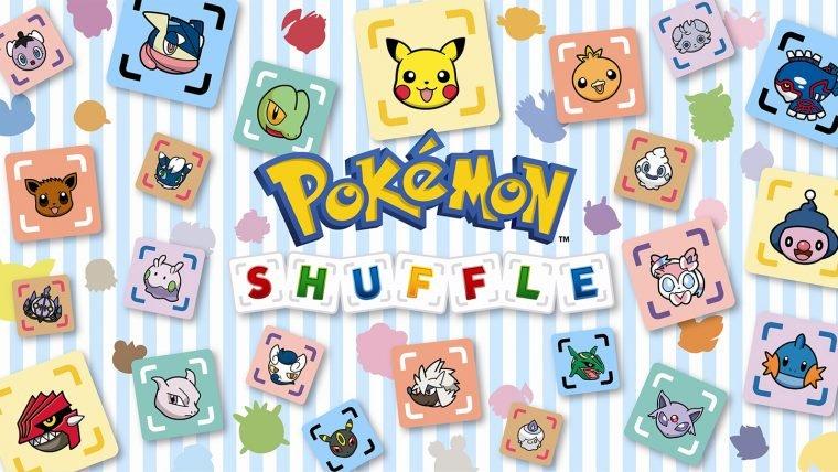 Pokémon Shuffle será lançado este ano para iOS e Android