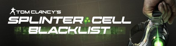 Splinter Cell Black