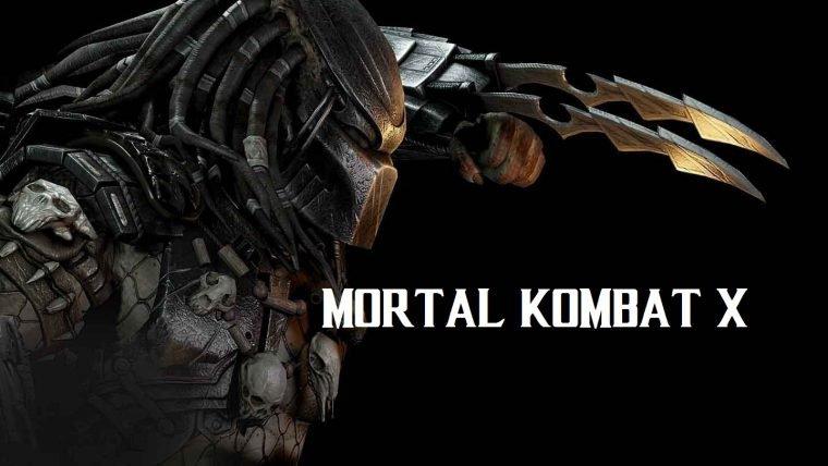 Predador chega a Mortal Kombat X em julho