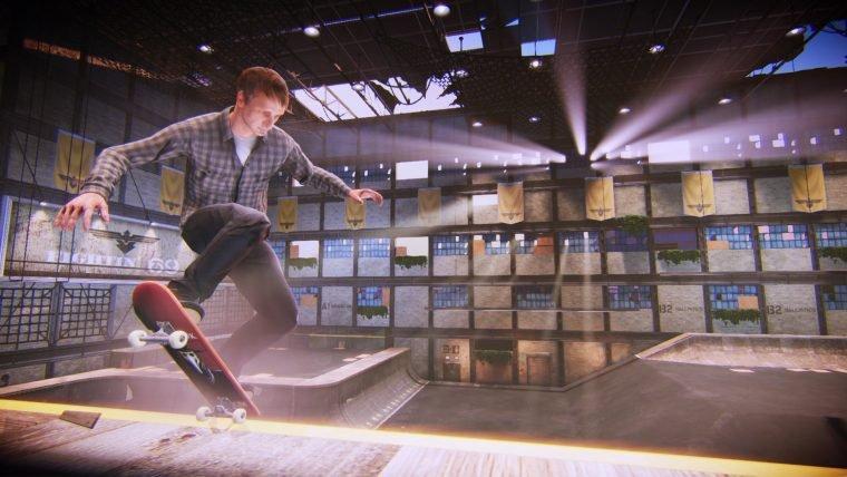 Activision responde aos problemas de Tony Hawk's Pro Skater 5