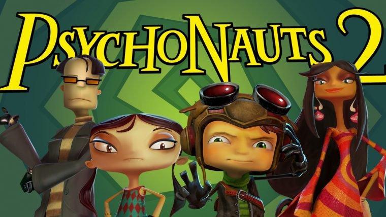 Tim Schafer comenta sobre a história de Psychonauts 2