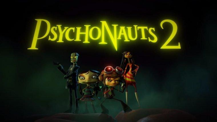 Psychonauts 2 alcança objetivo de financiamento coletivo