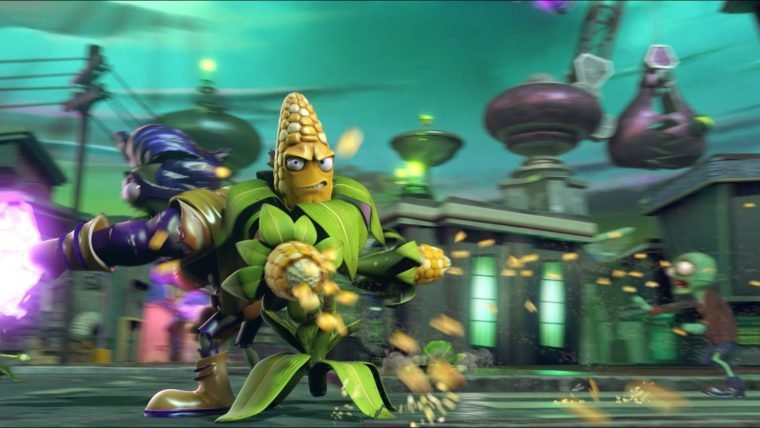 Trailer de Plants vs. Zombies: Garden Warfare 2 detalha a beta do jogo