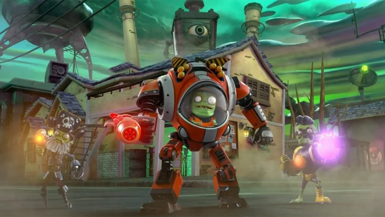 Vídeo detalha as classes de Plants vs. Zombies: Garden Warfare 2