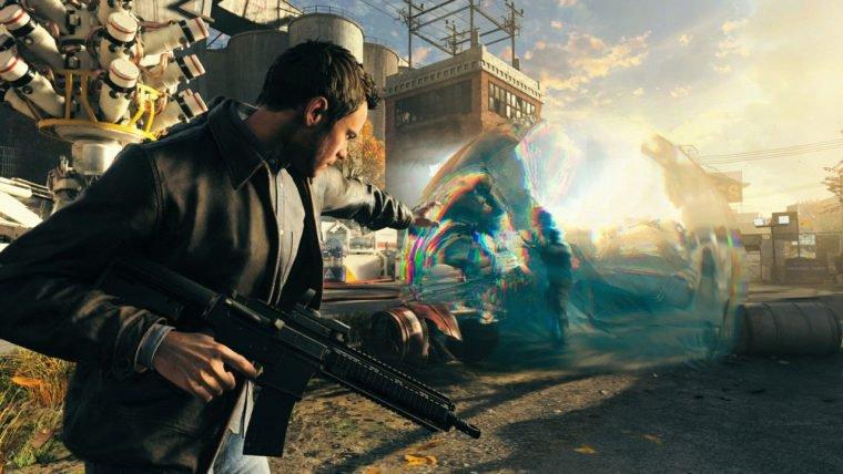 [Gamescom] Quantum Break quer ser o melhor de dois mundos