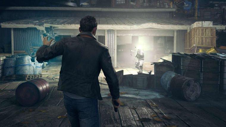 Quantum Break ganha trailer de lançamento